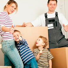 Local Moving In Oakville